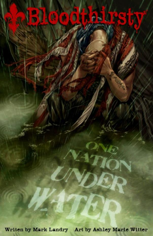 Bloodthirsty - One Nation Under Water